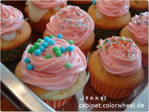 cupcakes sprinkle